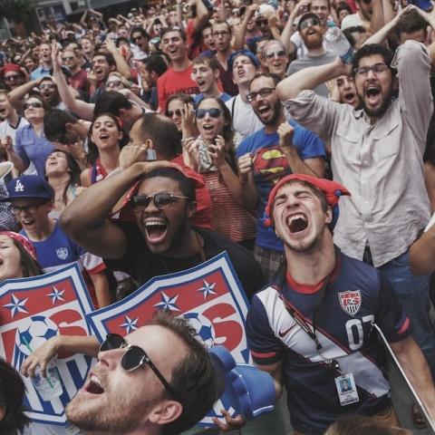 Brazil FIFA 2014  - Magazine cover