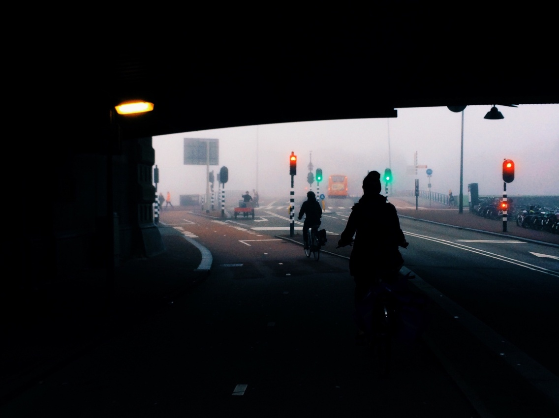 fog #3. #amsterdam | kay