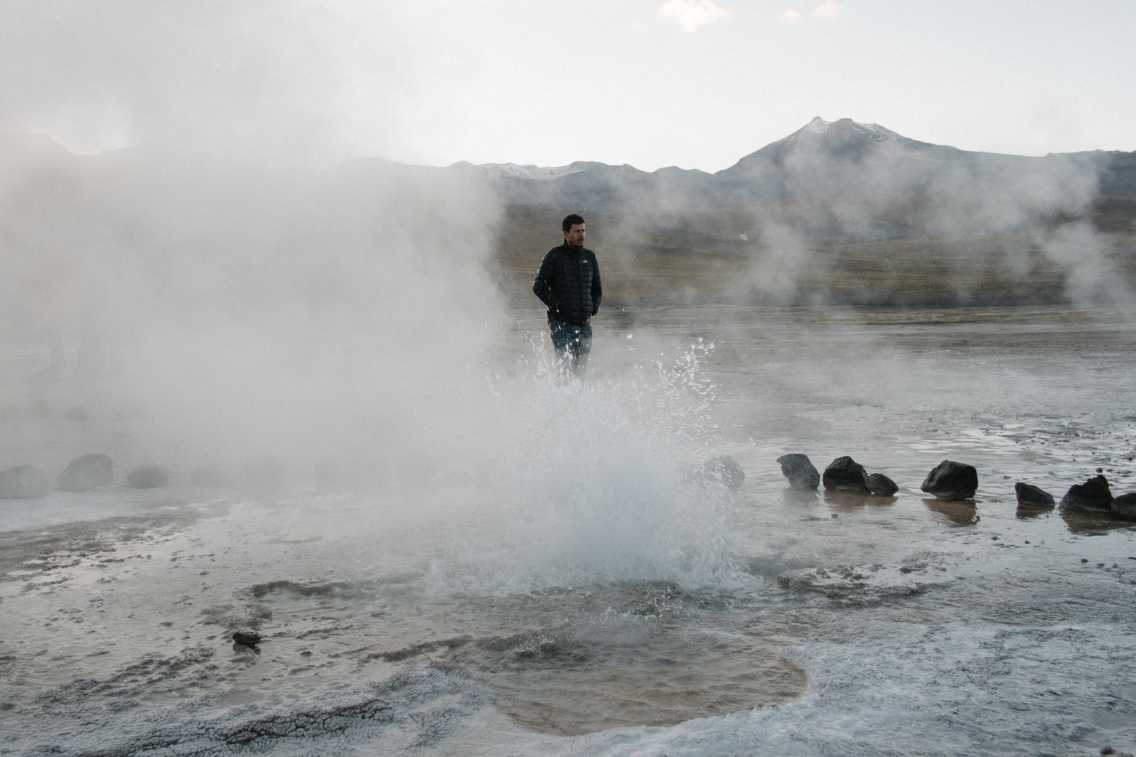 VSCO - I temporarily left our planet to visit The El Tatio
