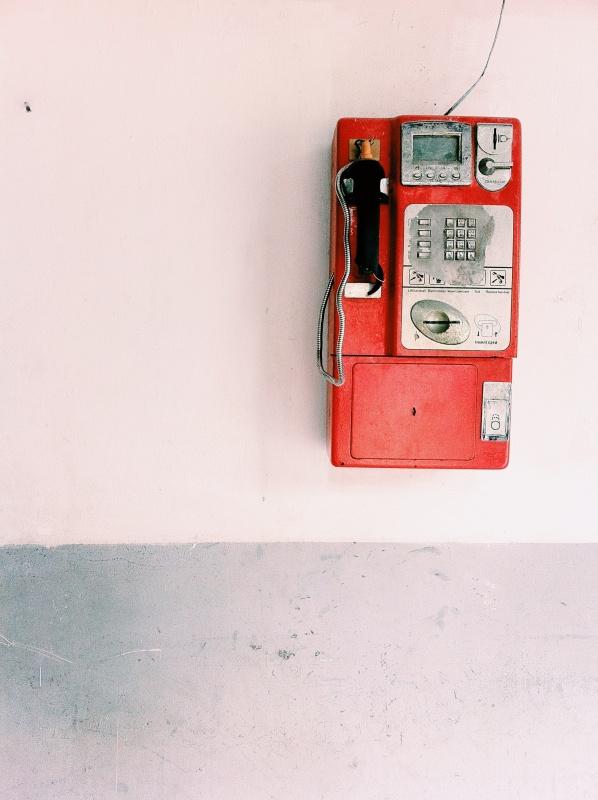 phone call #red | turangga
