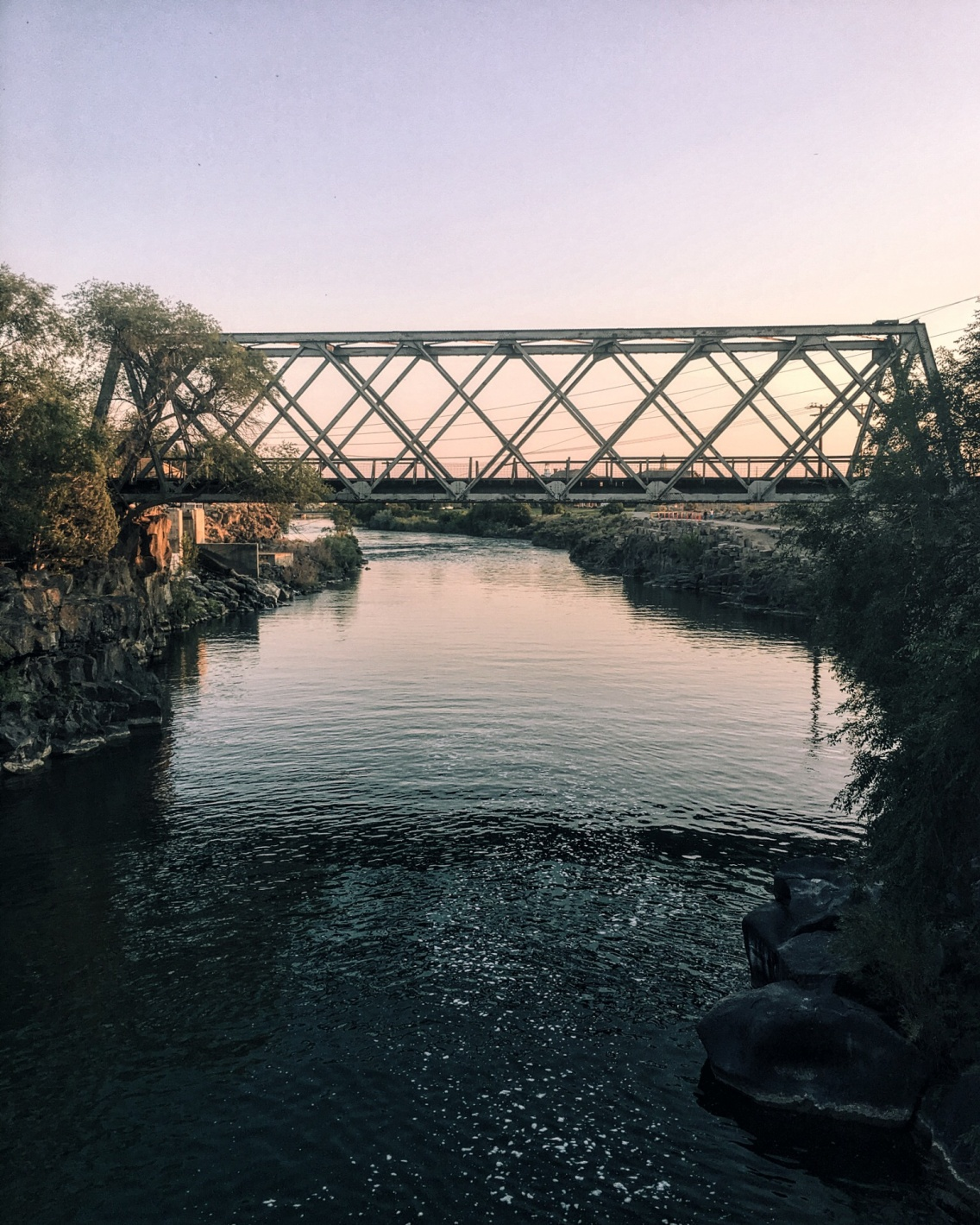 Bridge To Japanese Friendship Garden Idaho Falls 29 7 16 Gracemichele Vsco