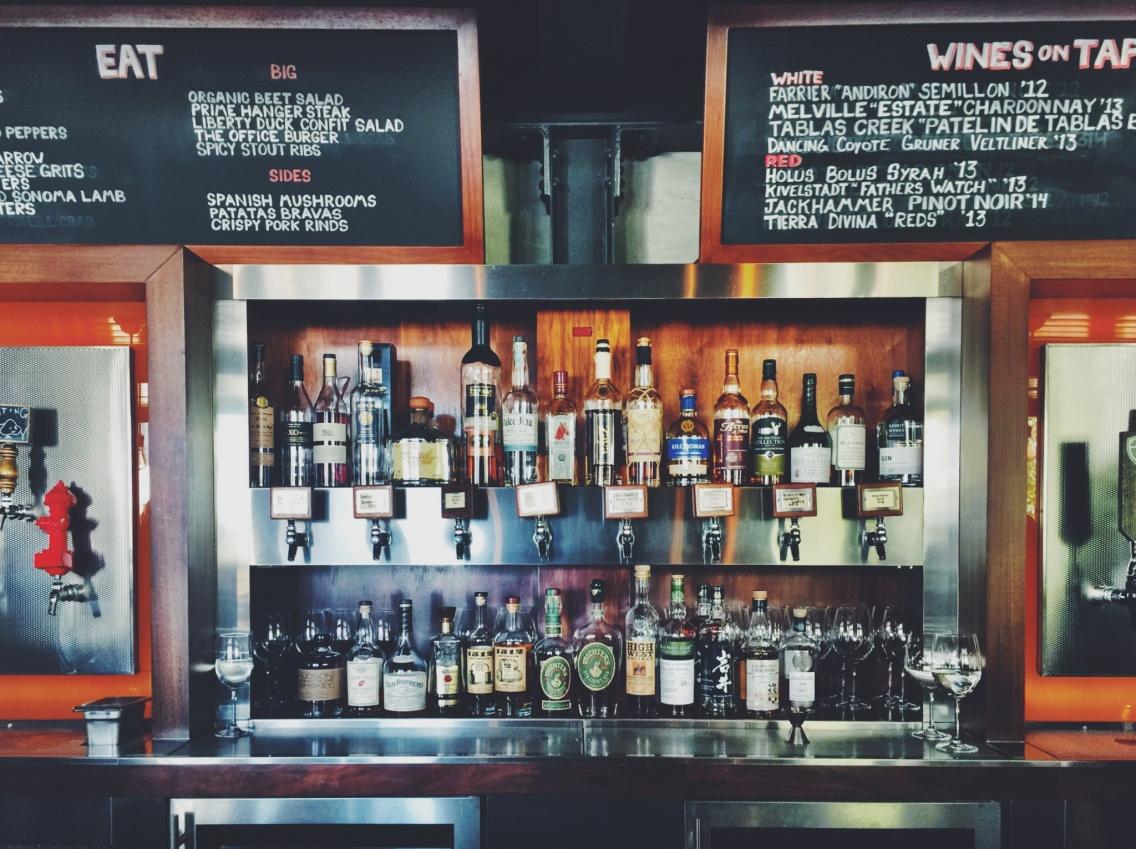 Barporno the bar at fathers office culver city. #barporn #culvercity